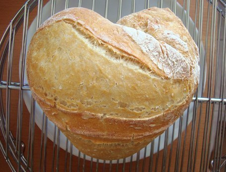 Домашний хлеб в духовке (455x346, 46Kb)