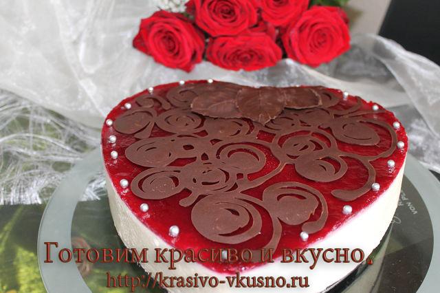 Красивый вкусный торт своими руками