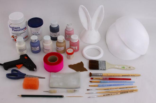 пасхальный заяц из яйца роспись (2) (659x438, 444Kb)