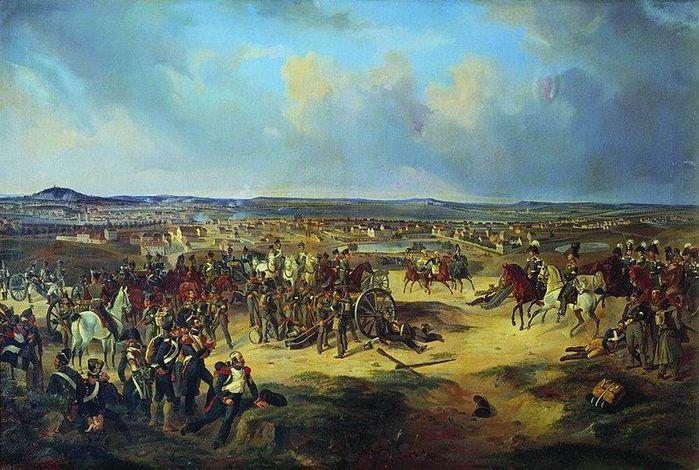 03-Battle_of_Paris_1814_by_Villevalde (700x470, 85Kb)