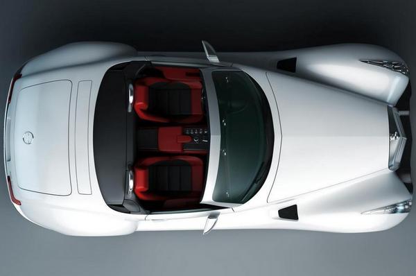 красивый кабриолет Mercedes-bens 300 SC 2 (600x398, 24Kb)