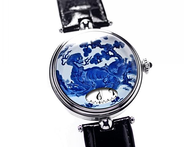 эклюзивная коллекция часов Angular Momentum 3 (600x479, 249Kb)