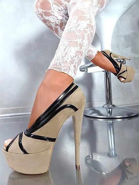 Модные туфли 2013. Яркость, стиль и женственность
