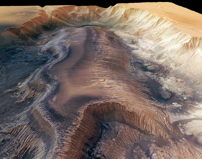 марс Долина Маринера фото 1 (700x550, 184Kb)