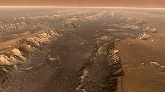 марс Долина Маринера фото 3 (700x393, 99Kb)
