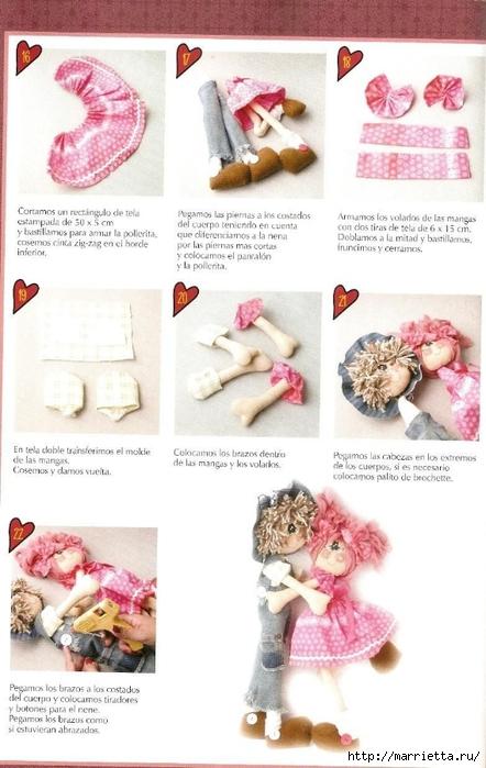 португальский журнал с выкройками кукол и игрушек (18) (442x700, 209Kb)