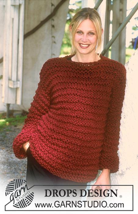 Вязание спицами свитер для толстых женщин