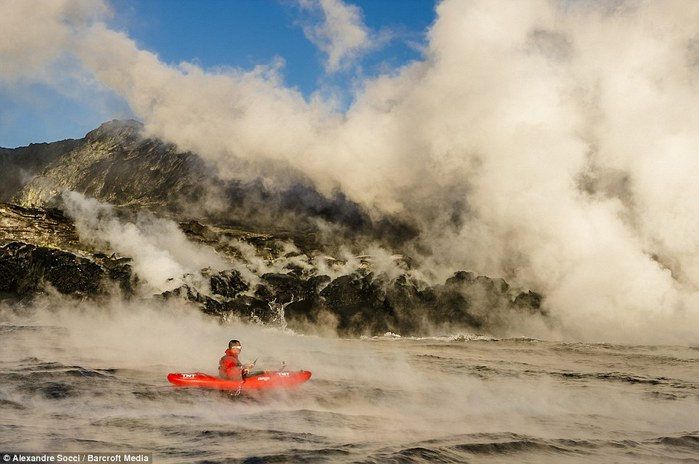 Pedro Oliva вулканическая лава фото 1 (700x464, 68Kb)