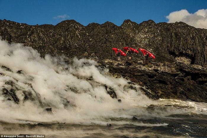 Pedro Oliva вулканическая лава фото 10 (700x466, 103Kb)