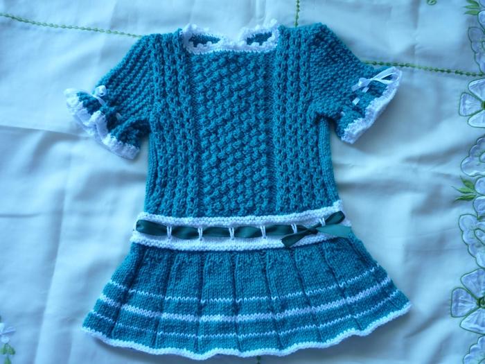 Детские платья юбки кофточки вязание