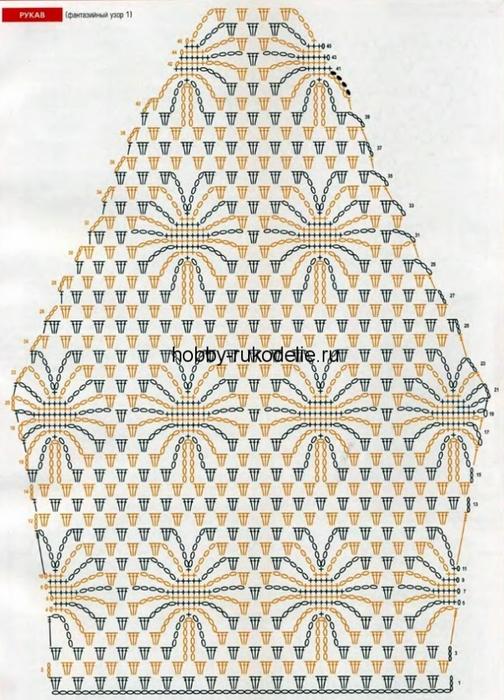 vyazanie-kryuchkom-azhurnogo-zhaketa-s-volnanami5 (504x700, 310Kb)