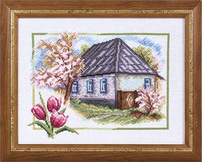 Весна, времена года 4сс