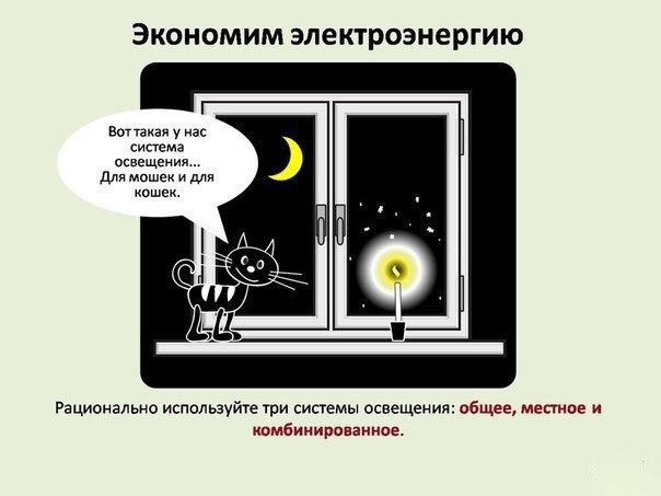 электроэнергии дома схема