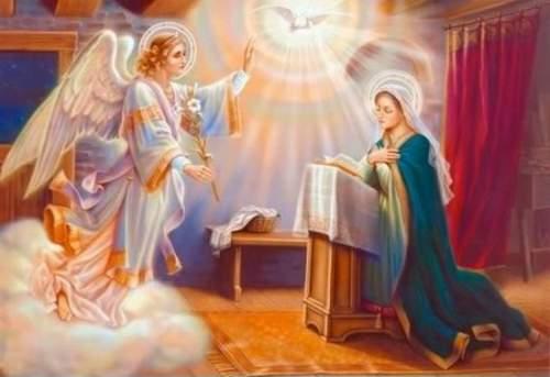 Во имя Отца и Сына и Святого Духа.  Без запястья, но с крестом под хрустальным мостом...  Читают под Благовещенье.