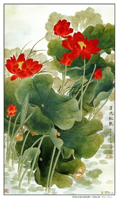 картины художницы Liang Yan Sheng 9 (418x700, 255Kb)