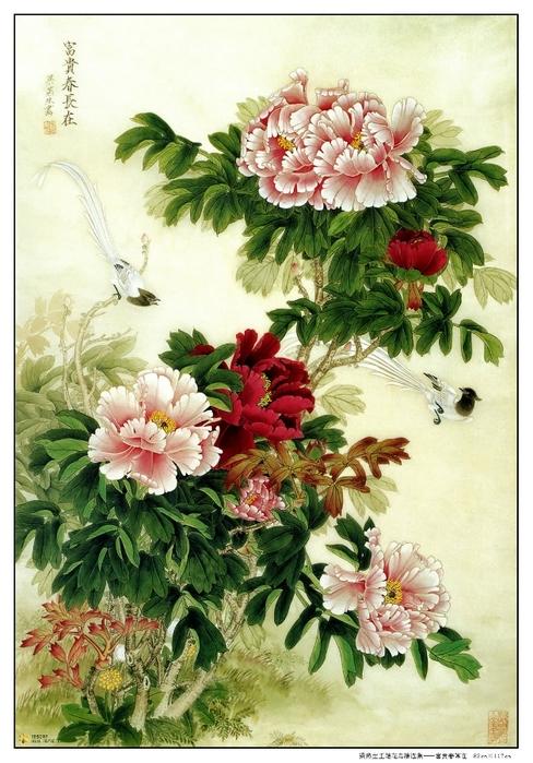 картины художницы Liang Yan Sheng 12 (488x700, 290Kb)
