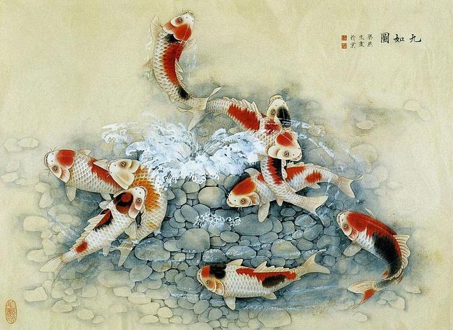 картины художницы Liang Yan Sheng 17 (649x473, 164Kb)