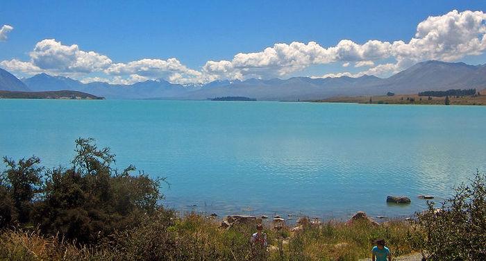 озеро текапо новая зеландия (700x376, 62Kb)