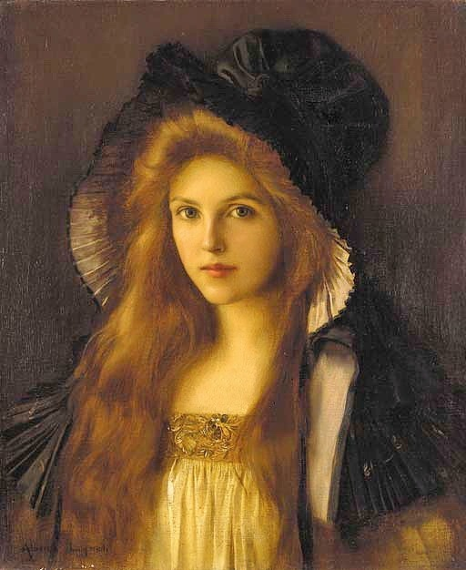 albert-lynch-woman-in-a-very-big-hat (512x626, 69Kb)