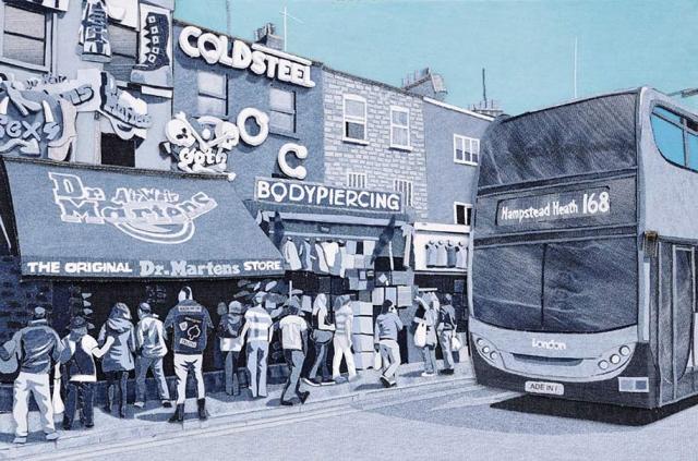 джинсовые картины Ian Berry (640x423, 273Kb)