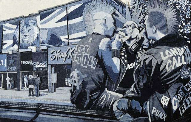 джинсовые картины Ian Berry 2 (640x412, 286Kb)