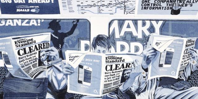 джинсовые картины Ian Berry 12 (640x320, 216Kb)