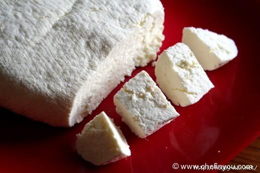 Рикотта сыр в домашних условиях