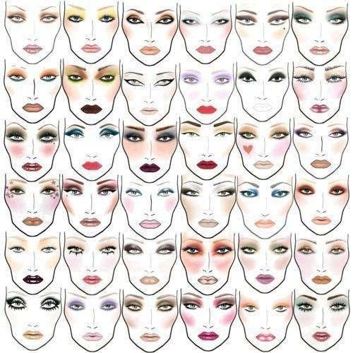 Техника макияжа губ