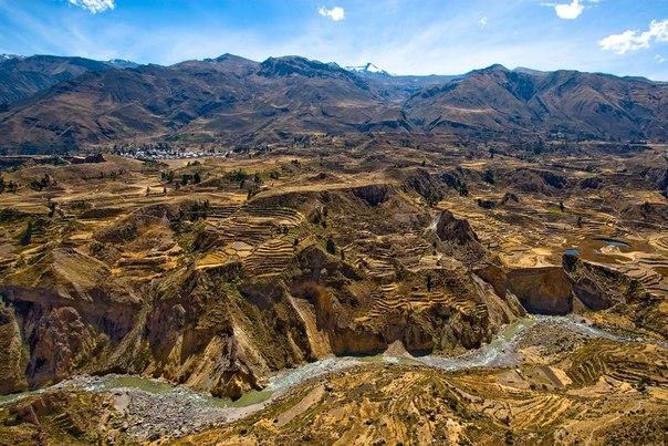 каньон колка перу (604x403, 99Kb)