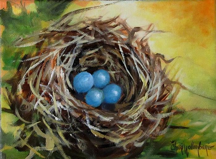 Cheri Wollenberg-Robin's_Nest-712905 (700x516, 333Kb)