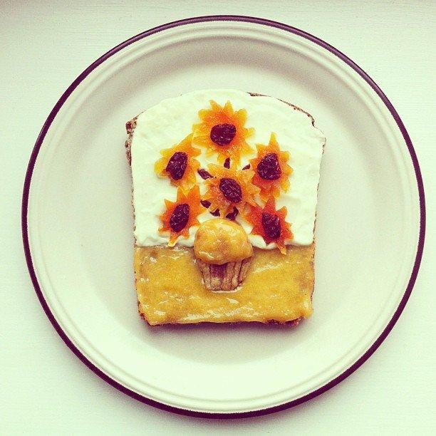 картины из еды Ида Скивенес 8 (612x612, 71Kb)