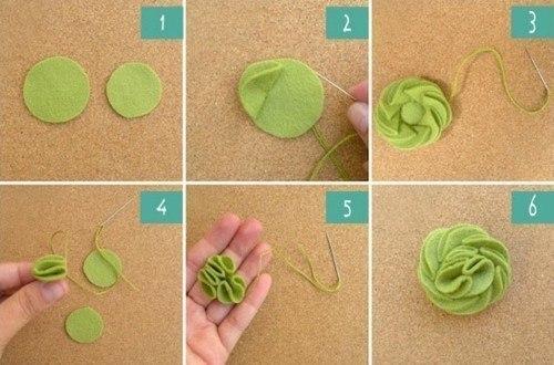 Как делать фетр своими