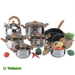 Набор посуды WEBBER BE-704 - 14 предметов (300x300, 20Kb)