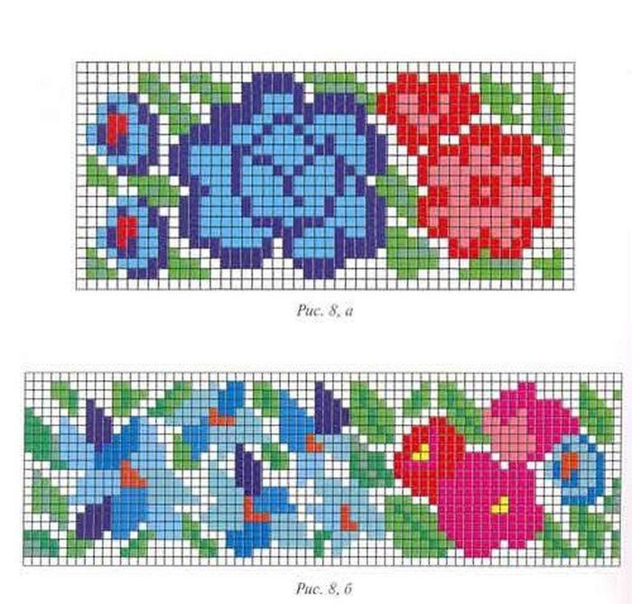 Схемы фрагментов орнамента представлены на рис. 8, а, б. Окружность яйца - 20 см, высота - 11,5 см...