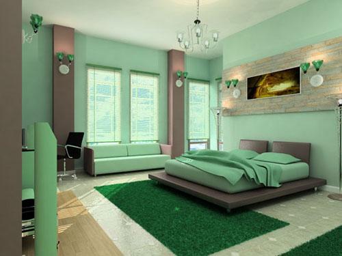 Ideja-spalni-v-zelenom-cvete (500x375, 53Kb)