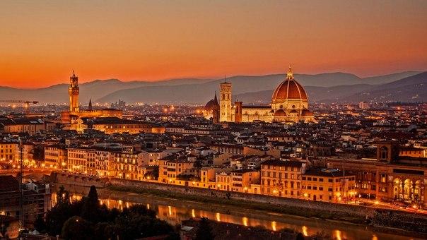 Флоренция, Италия (604x340, 57Kb)