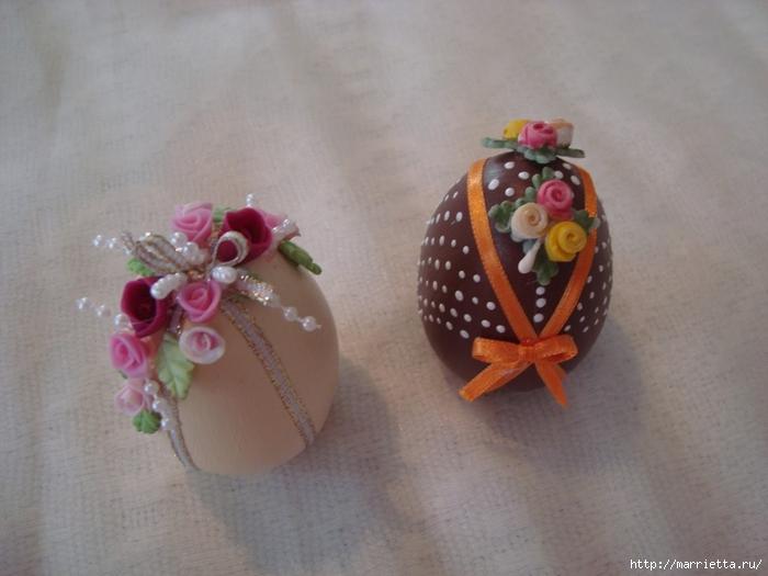украшение пасхальных яиц сахарной мастикой (4) (700x525, 221Kb)