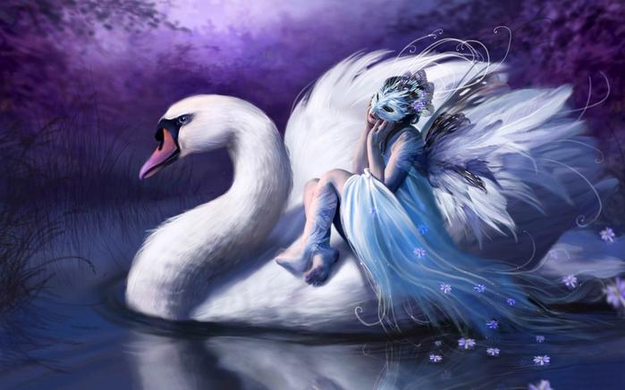 swan-wallpaper (700x437, 313Kb)