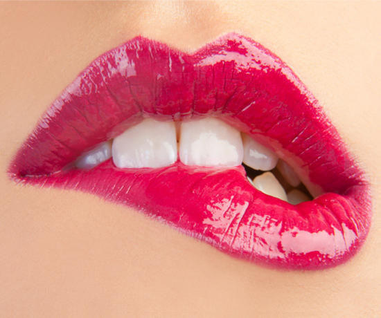 аватарки губы: