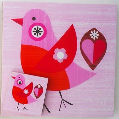 """手工纸艺:"""" 鸟类 """" - maomao - 我随心动"""