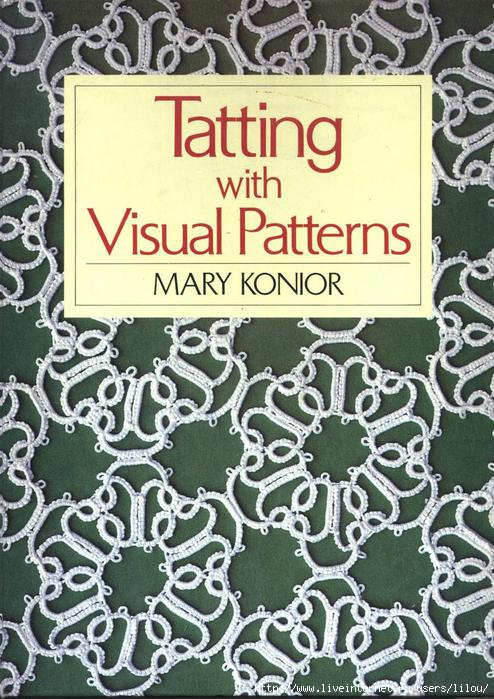 Tatting with Visual Patterns.