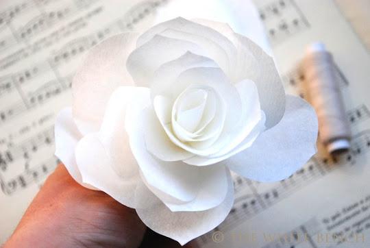 Винтажные розы из кофейных фильтров (9) (540x362, 36Kb)