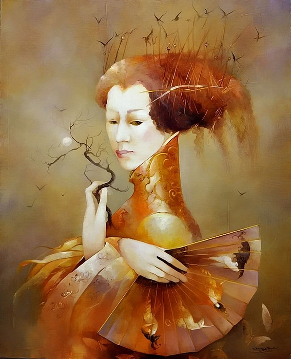 Anne Bachelier, She speaks of your dreams (567x700, 285Kb)