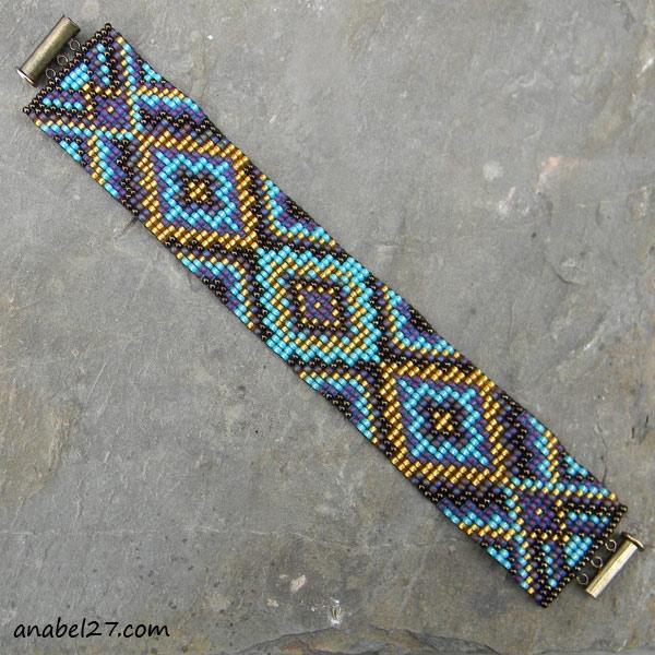 вышивка бисером, схемы для вышивки, уроки вышивки, - Вышивка бисером, В Новой Зеландии...