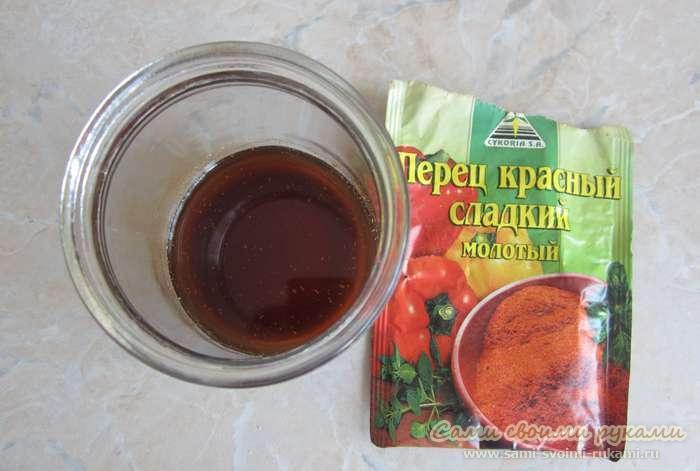 Как сделать настойку из красного сухого перца