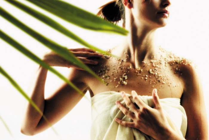 Скраб для тела своими руками - потрясающий эффект! Ellberry - Журнал Мужчинам тут не место