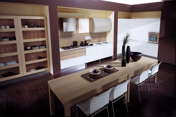 дизайн современной кухни фото 2 (600x400, 112Kb)