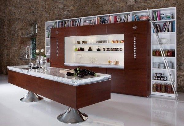 дизайн современной кухни фото 6 (600x412, 133Kb)