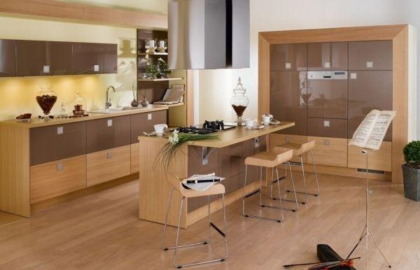 дизайн современной кухни фото 11 (600x386, 104Kb)