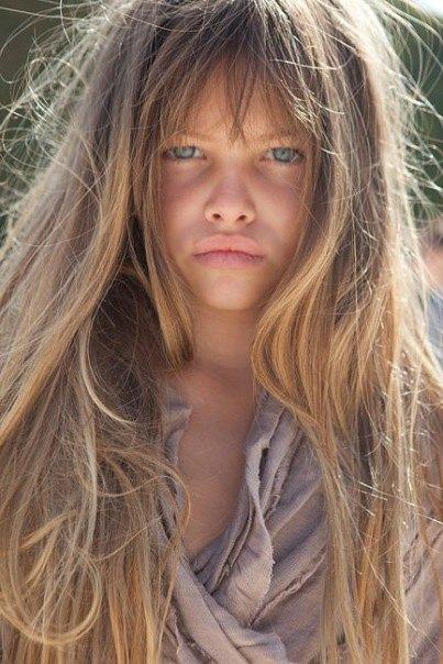 ИПОСТАСЬ ЮНАЯ ФОТОМОДЕЛЬ (Thylane Loubry Blondeau)
